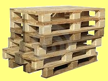 Store pallets